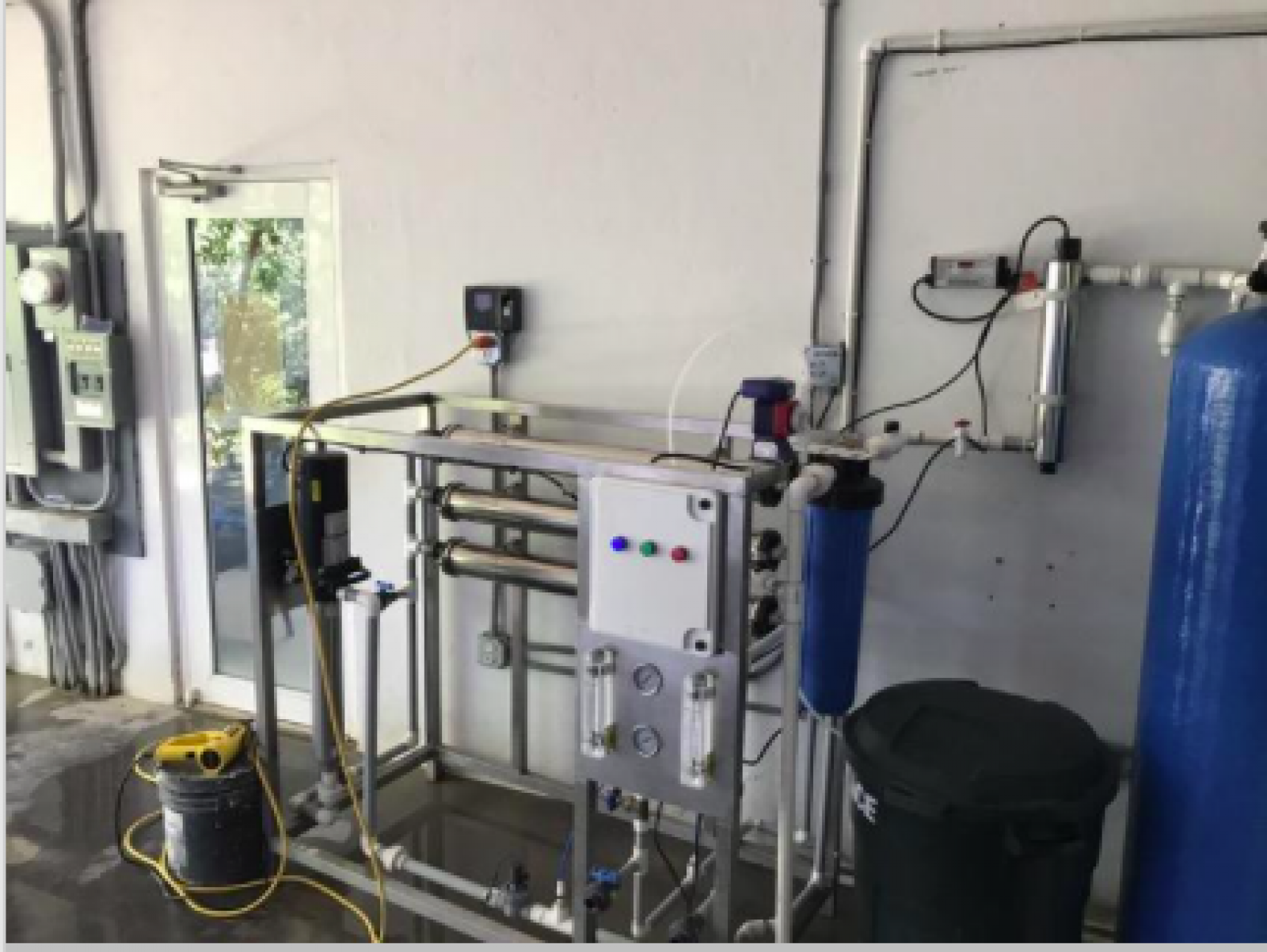 Reverse Osmosis Filtration System - state-of-the-art.