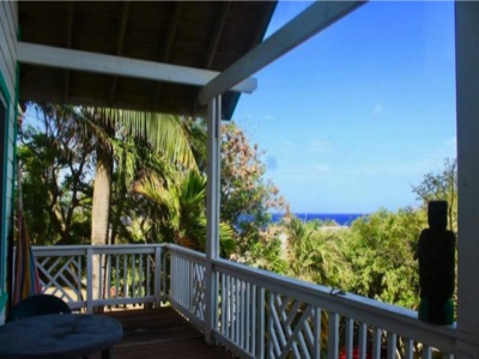 Relax and enjoy the views of the ocean, the cool breezes and the peace and quiet.