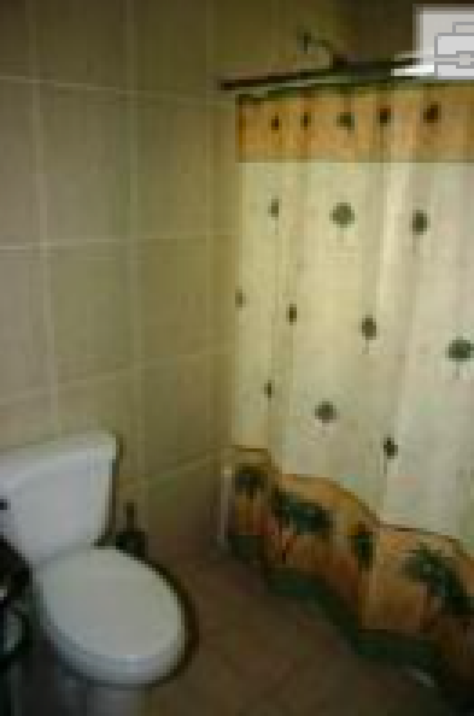 Ensuite bathrooms for both bedrooms.